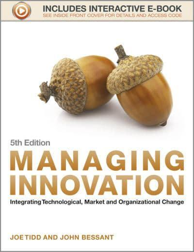 jacket, Managing Innovation
