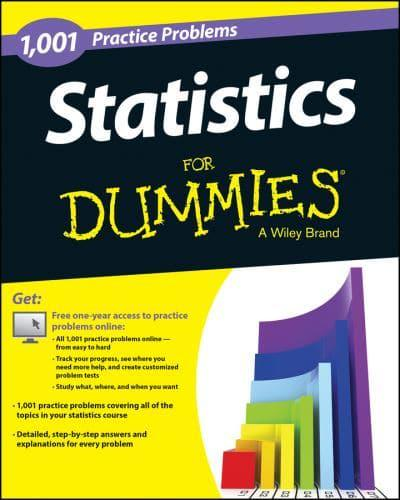 1,001 Statistics Practice Problems for Dummies : Consumer