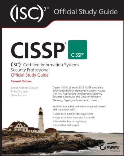 Sybex Cissp Study Guide 7th Edition Pdf