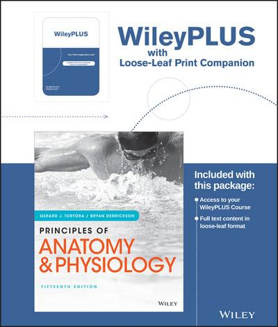 Principles of Anatomy and Physiology, 15e WileyPLUS Registration ...