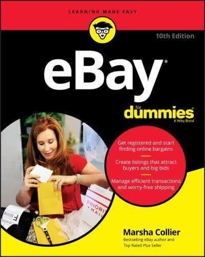 Ebay For Dummies Marsha Collier Author 9781119617747 Blackwell S
