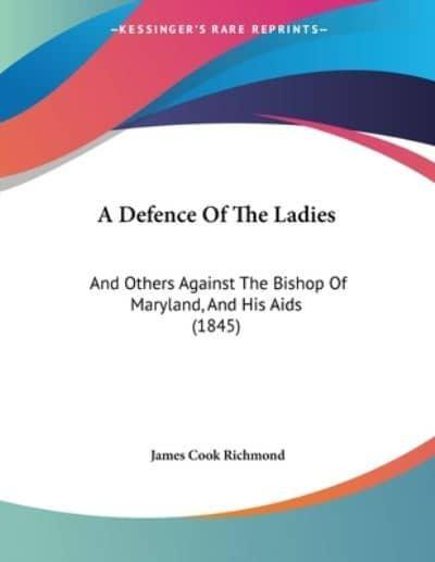 A Defence Of The Ladies