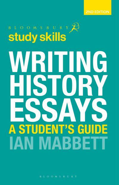 writing history essays mabbett Writing history essays mabbett bedford (master of creative writing) posted on april 9, 2018 by  another fantastic essay on how fandom approaches black characters by.
