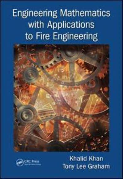 jacket, Engineering Mathematics With Applications to Fire Engineering