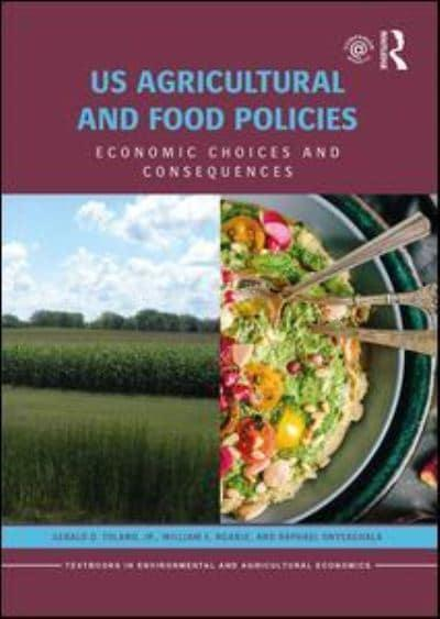 jacket, US Agricultural and Food Policies