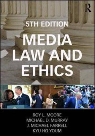 jacket, Media Law and Ethics
