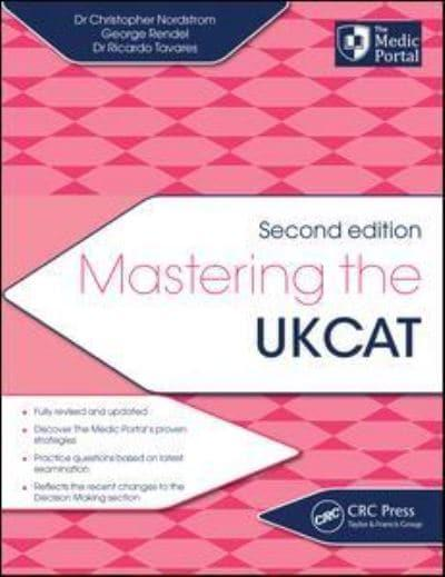 Mastering the UKCAT : Christopher Nordstrom (author