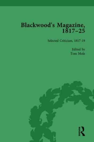 Blackwood's Magazine, 1817-25, Volume 5