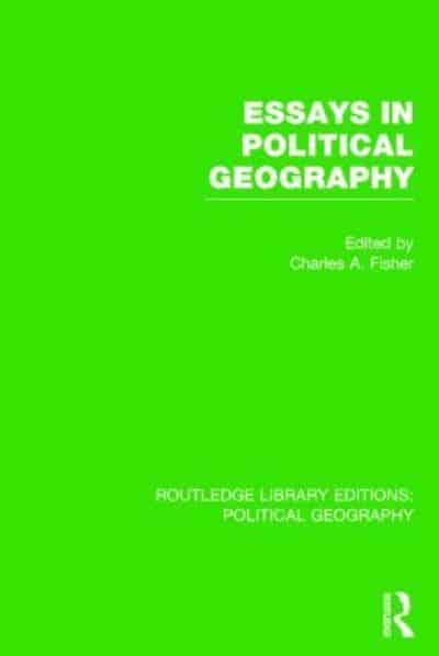 cultural geography essays The transformation of cultural geography article reiterated the meaning of culture first before discussing what cultural geography is it argued culture as socially constructed and a set of spatially rooted practices.