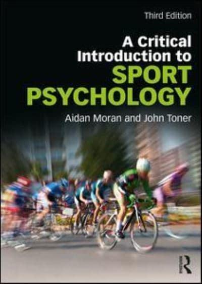 A critical introduction to sport psychology aidan moran author a critical introduction to sport psychology fandeluxe Choice Image