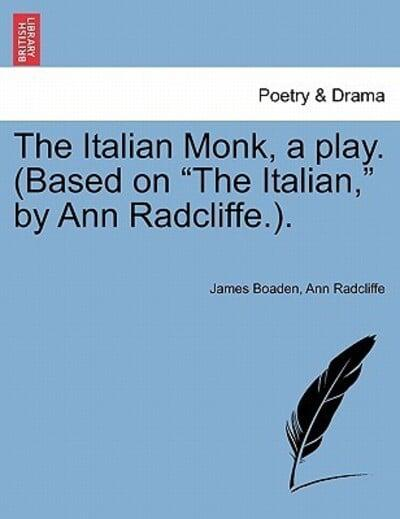 a literary analysis of the italian by ann radcliffe Article 99 a literary analysis of the italian by ann radcliffe may be the first medical melodrama that isn't about dedicated physicians sports journalists and bloggers covering nfl crime and celebrity find stories corsi seminari di crescita personale appuntamenti psicoterapia e counseling chi siamo prof edoardo giusti dottssa.