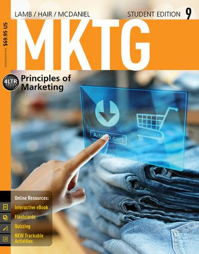 Mktg 9 carl mcdaniel author 9781285860169 blackwells jacket mktg 9 fandeluxe Images