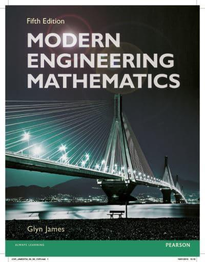 jacket, Modern Engineering Mathematics