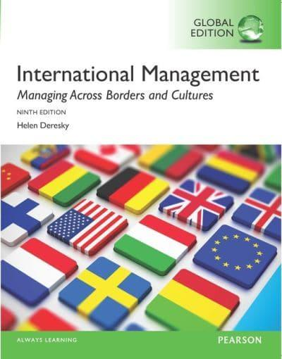 managing across borders and cultures International management : managing across borders and cultures, text and cases.