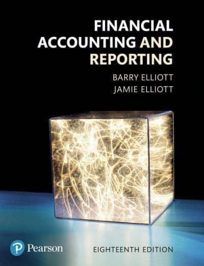 financial accounting and reporting Accounting and financial reporting guidance contacting the staff for advice accounting offices at the sec are organized such that the commission has an office of the.