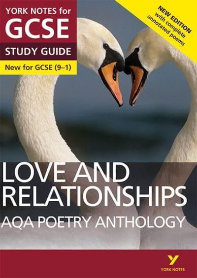 AQA Poetry Anthology  Love and Relationships : Mary Green