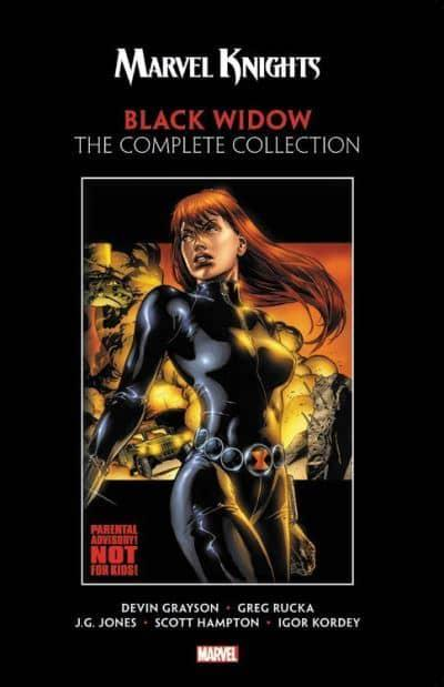 Black Widow by Grayson & Rucka