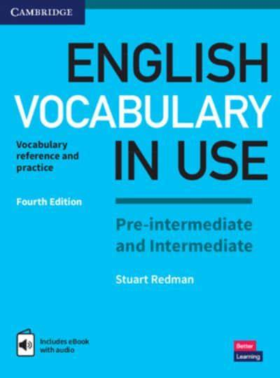 English Vocabulary in Use. Pre-Intermediate and