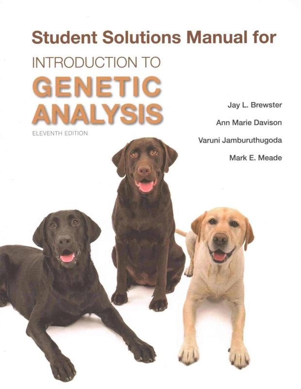 griffiths introduction to genetic analysis pdf