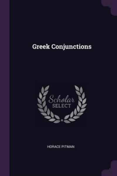 Greek Conjunctions