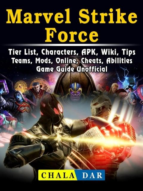9781387914944 - Marvel Strike Force Mod Apk