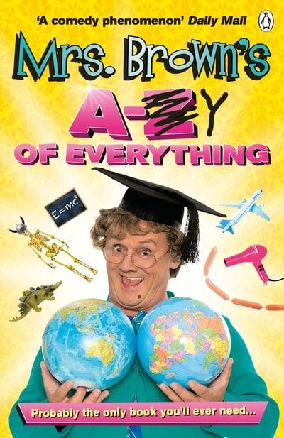 Mrs. Brown's A-Z [Crossed Out] Y of Everything