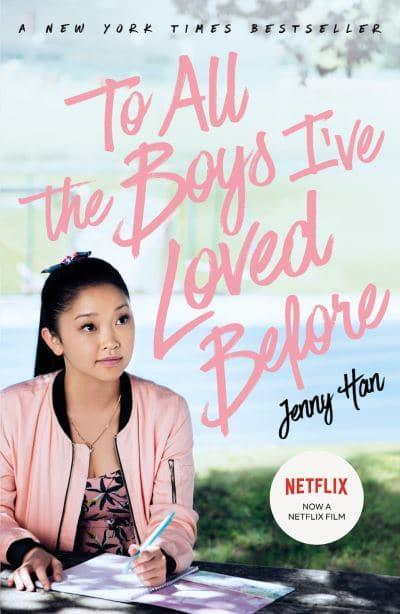 jacket, To All the Boys I've Loved Before