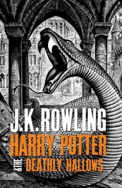 jacket, Harry Potter & The Deathly Hallows