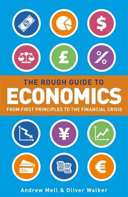 jacket, The Rough Guide to Economics