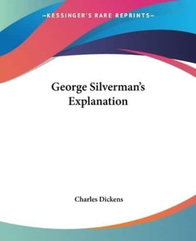 jacket, George Silverman's Explanation