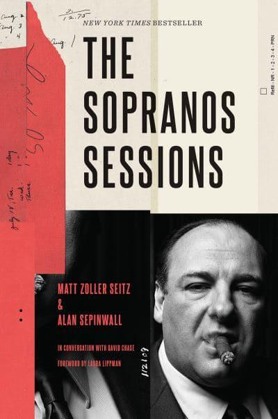 jacket, The Sopranos Sessions