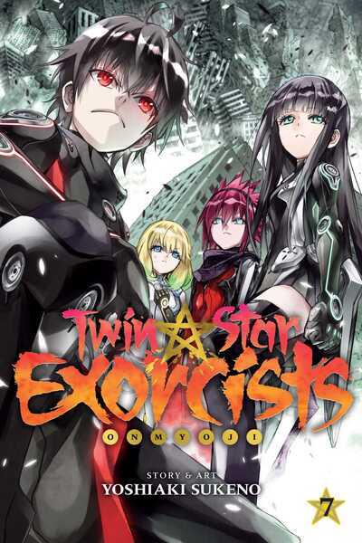 Twin Star Exorcists. 7