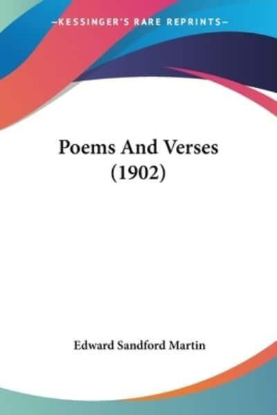 Poems And Verses (1902)