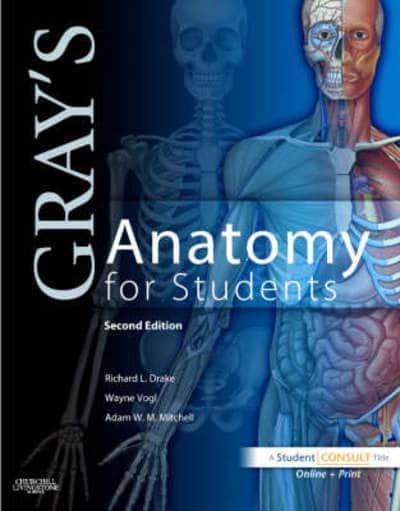 Grays Anatomy For Students Richard Drake Author
