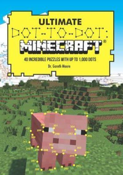 Ultimate Dot-To-Dot: Minecraft