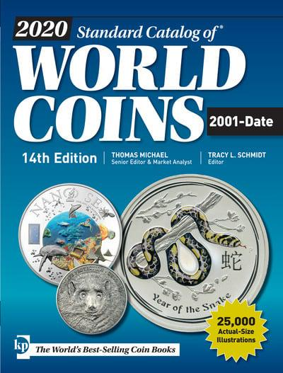 2020 Standard Catalog of World Coins, 2001-Date, 14th