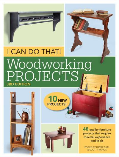 Woodworking Projects Thiel 9781440348167 Blackwell S