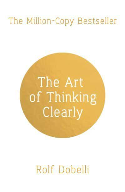 jacket, The Art of Thinking Clearly