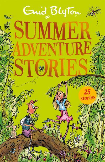 Summer Adventure Stories