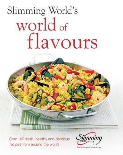 Slimming Worlds 39 World Of Flavours Slimming World