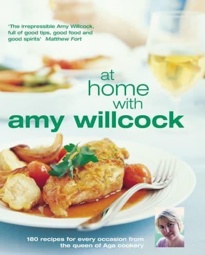At Home With Amy Willcock