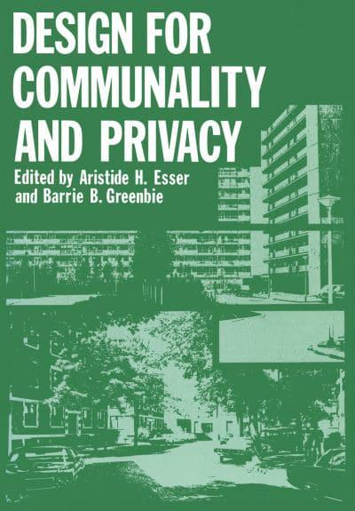 Design for Communality and Privacy