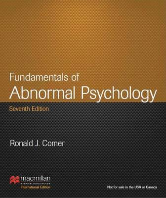 abnormal psychology seventh edition pdf