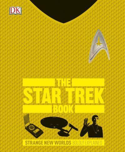 The Star Trek Book Paul Ruditis Author 9781465450982