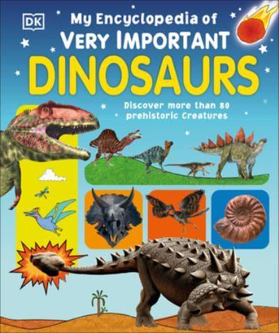 Dinosaur Encyclopedia Pdf