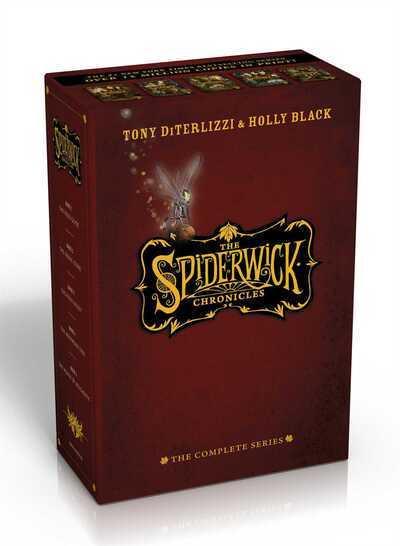 The Spiderwick Chronicles: The Complete Series Slipcase