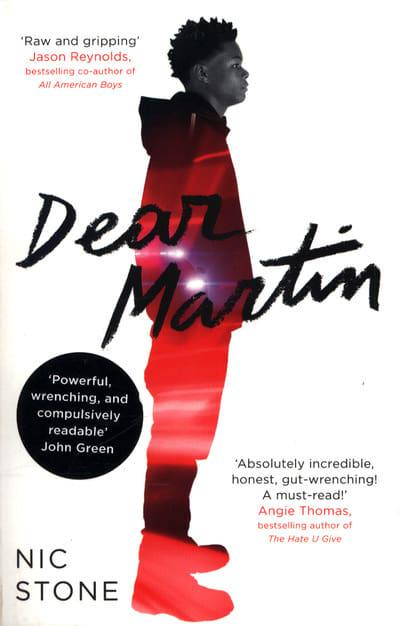 Dear Martin : Nic Stone (author) : 9781471175565 : Blackwell's