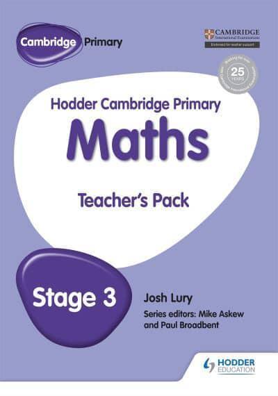 Hodder Cambridge Primary Mathematics  Teacher's Resource