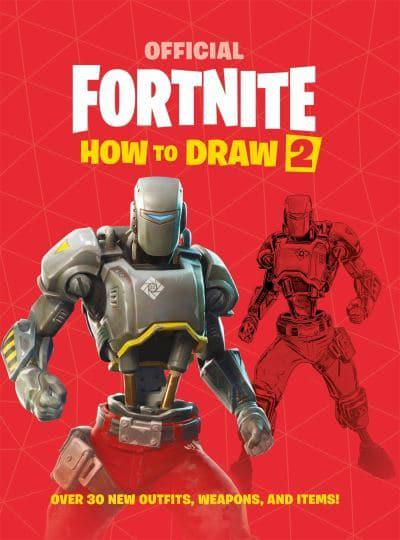 Official Fortnite How to Draw Volume 2
