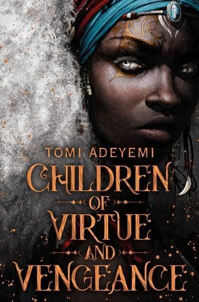 *SIGNED* Children of Virtue and Vengeance